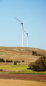 Smoky Hills Wind Farm