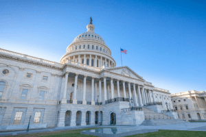 With the number of legislative days dwindling in this session of Congress, NRECA lobbyists are working to push through top co-op priorities. (Photo By: dkfielding/Getty Images)